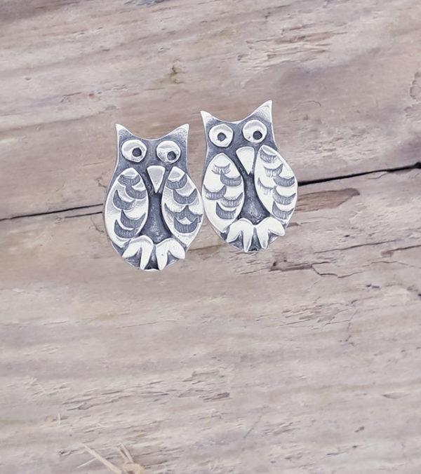 Owl Earstuds