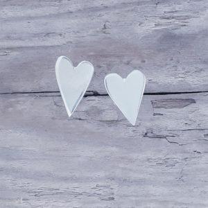 Tiny Heart Earstuds
